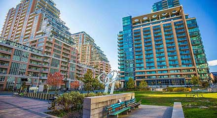 Liberty Village Homes for Sale